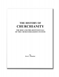 The History of Churchianity Booklet
